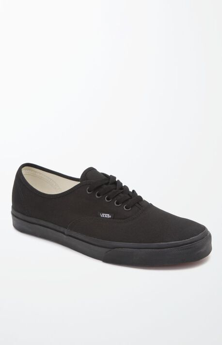 Authentic Black Shoes