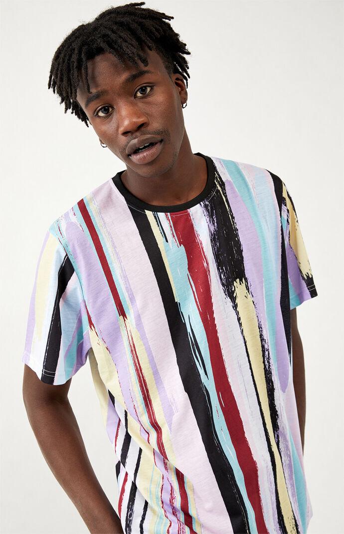 Paint Streaks T-Shirt