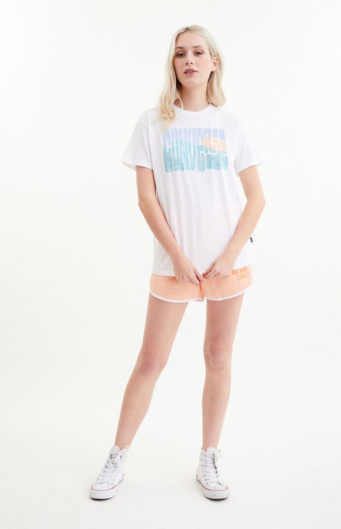 White Mountain Reverse T-Shirt