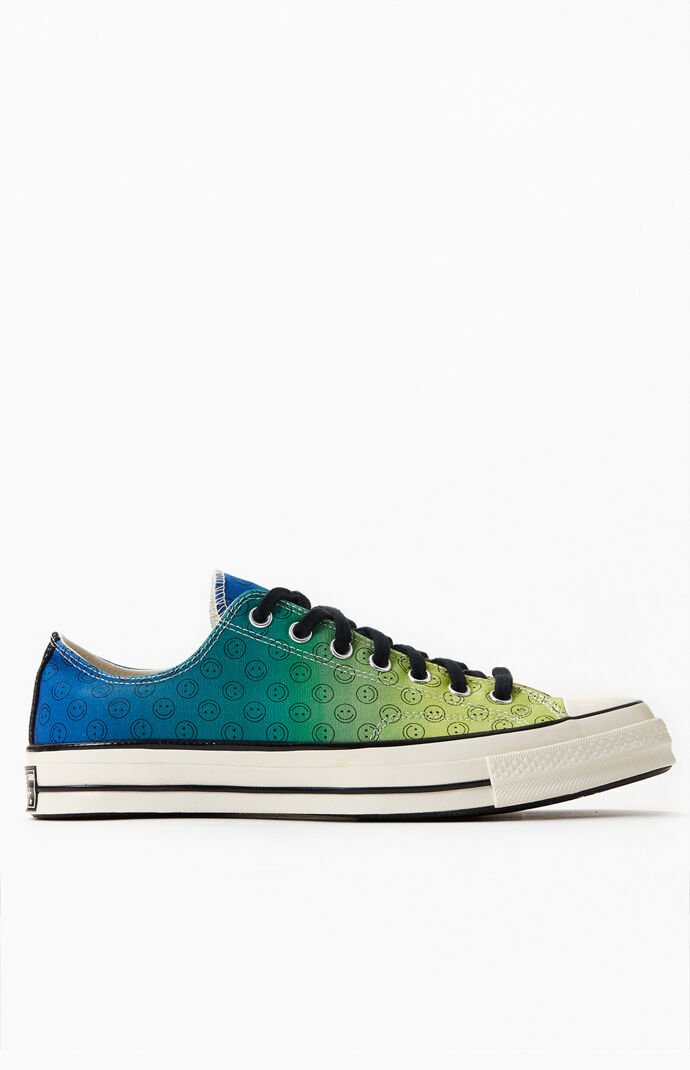 Happy Camper Ombre Chuck 70 Low  Shoes