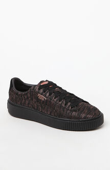 Women's Basket Platform VR Sneakers