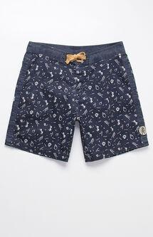"Sea Legs 18"" Boardshorts"