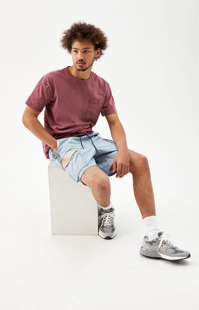 Jayden Reflective Nylon Shorts