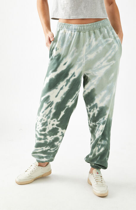 Sea Tie Dye Jogger Sweatpants