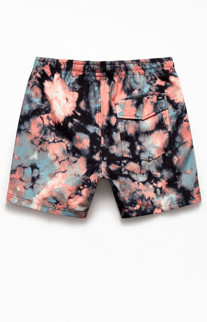 "Recycled Mixed 16"" Swim Trunks"