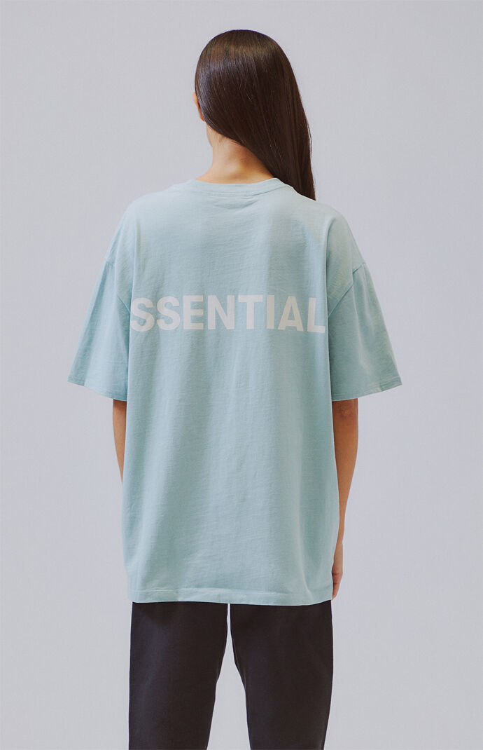 Fear Of God Fog Essentials Boxy T Shirt At Pacsun Com