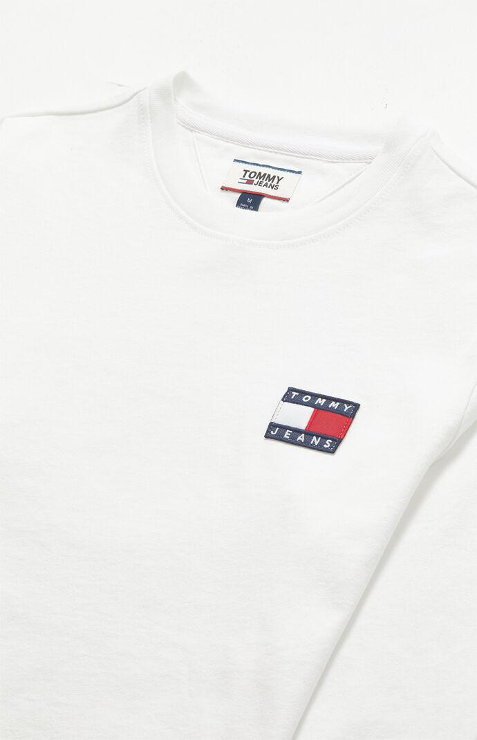 Badge Long Sleeve T-Shirt