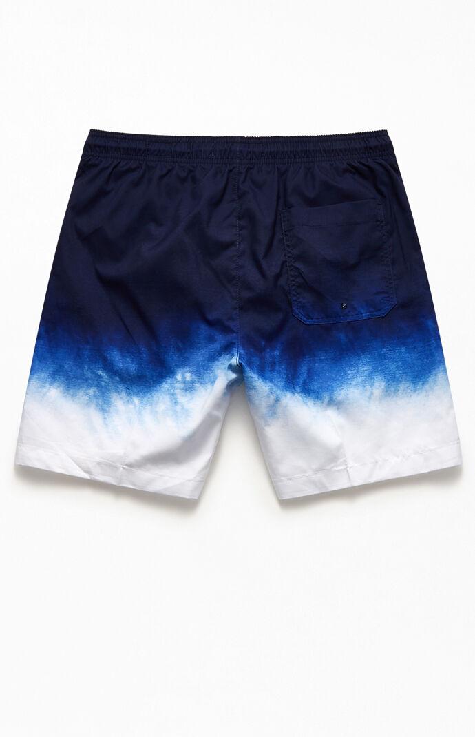 "Dip Dye 18"" Swim Trunks"