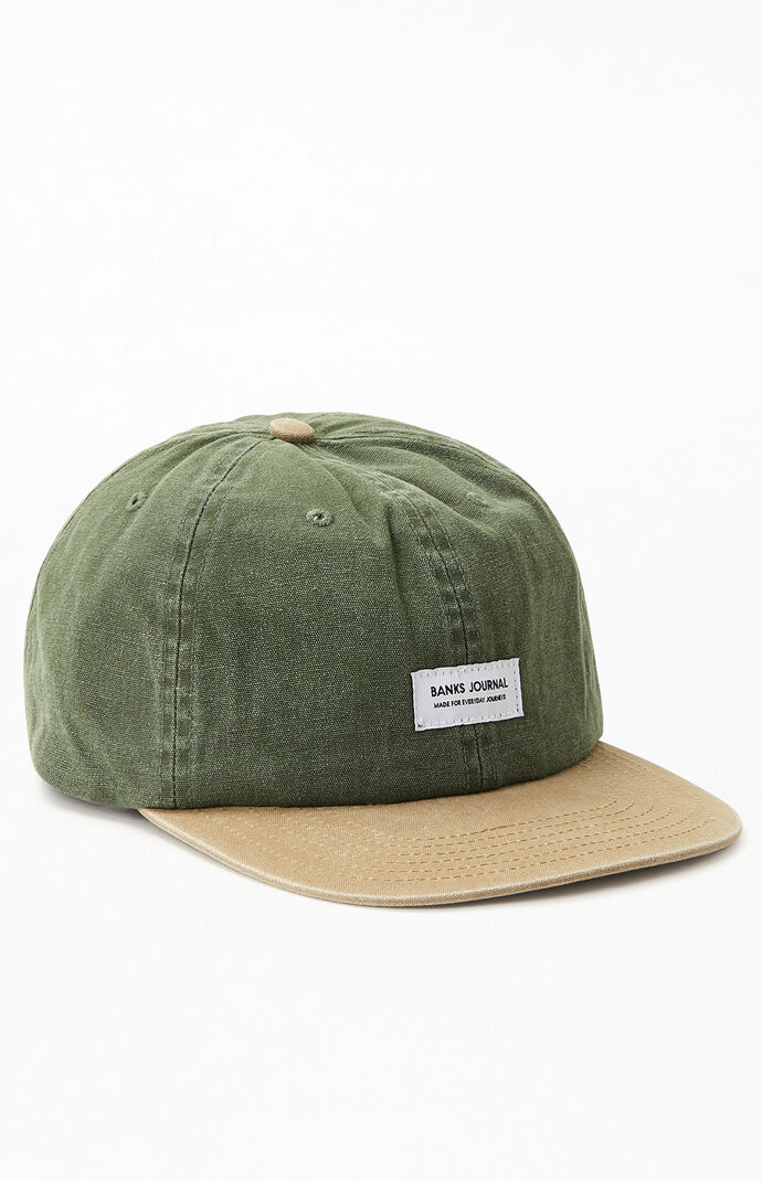 Made For 6-Panel Hat