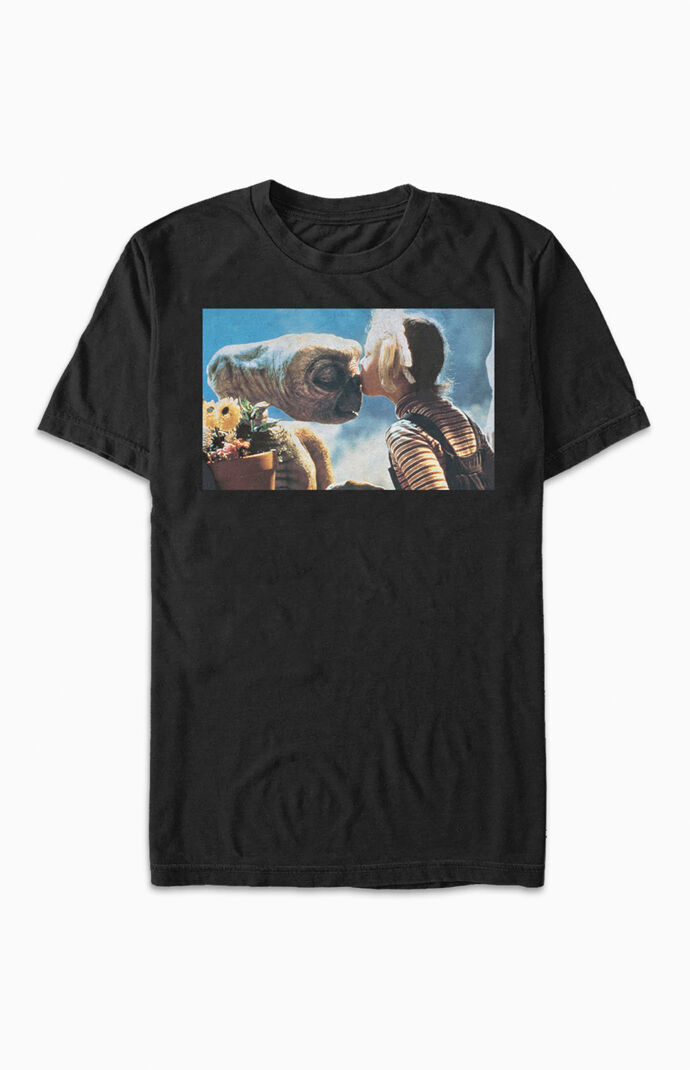 E.T. Gertie Kiss T-Shirt
