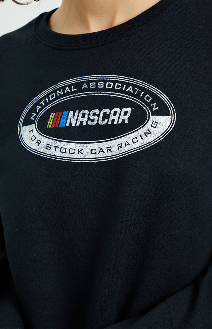 Nascar Motorsport Crew Neck Sweatshirt