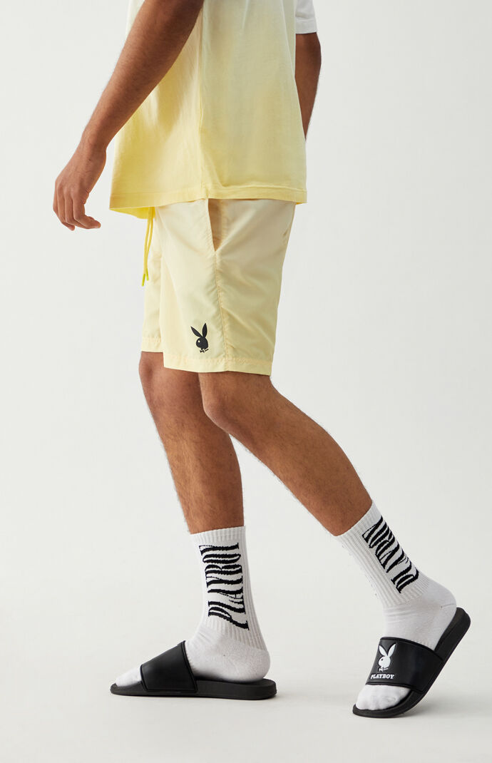 By PacSun Nylon Stock Volley Shorts