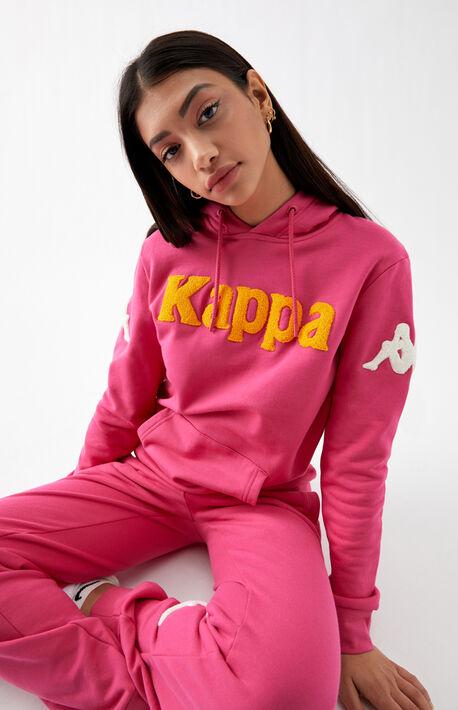 Pink 222 Banda Bluvi Hoodie