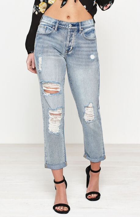 pacsun brown ripped jeans - Ecosia 10146014c