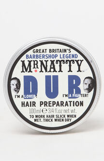 Dub Hair Preparation