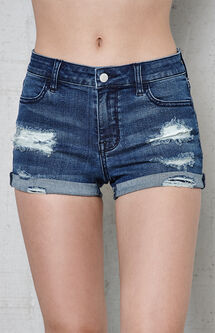 Jacksonville Super Stretch Denim Shorts