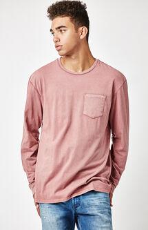 Regal Long Sleeve Regular Pocket T-Shirt