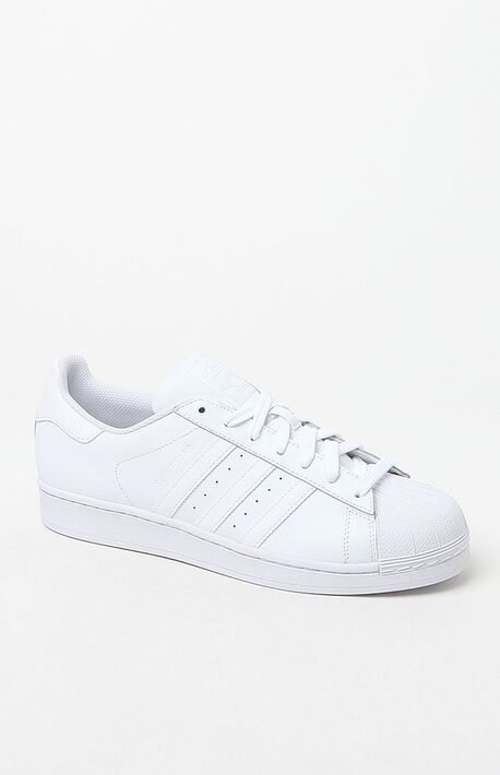 aa06a00a66df White Superstar Foundation Shoes. adidas White Superstar Foundation Shoes