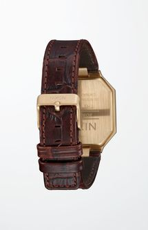 The Re-Run Leather Watch