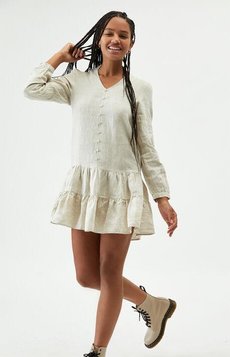 Seoul Shirt Dress