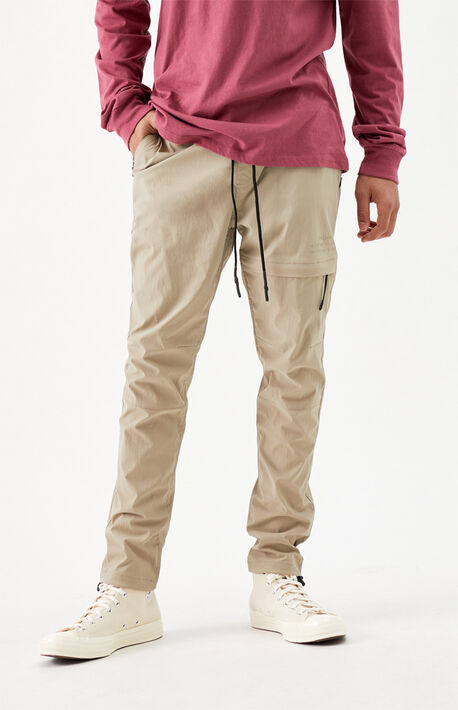 Alexander Stretch Nylon Pants