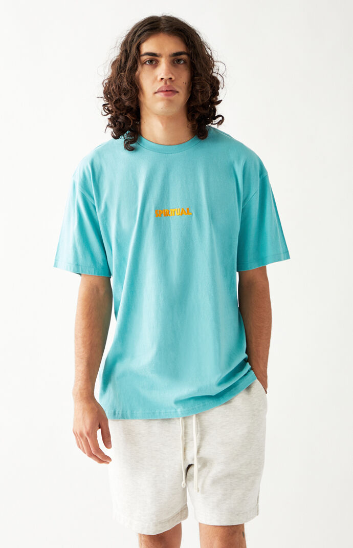 Spiritual Embroidered T-Shirt