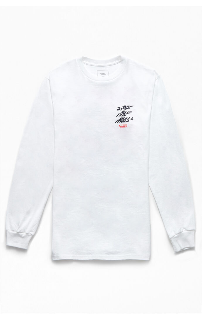 V66 Off The Wall Long Sleeve T-Shirt