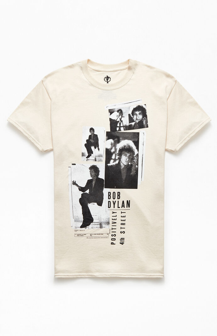 Bob Dylan 4th Street T-Shirt