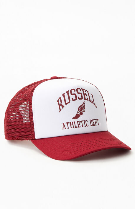 Athletic Department Snapback Trucker Hat