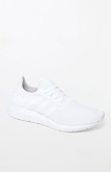 d8a9d821ac538 Swift Run White Shoes