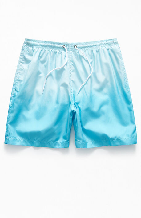 "01e75ae1f0 Dip-Dye 17"" Swim Trunks"