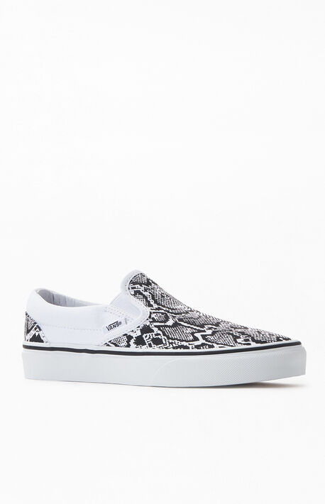 Python Classic Slip-On Shoes