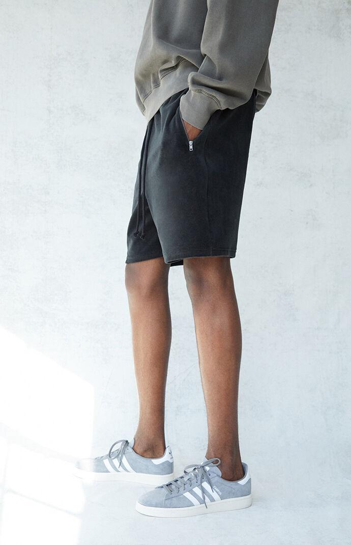 Cavi Velour Drop Shorts