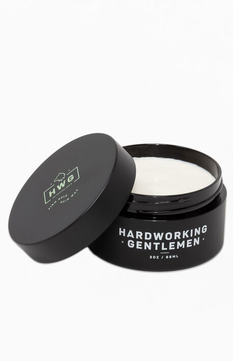 Firm Hold Hair Wax