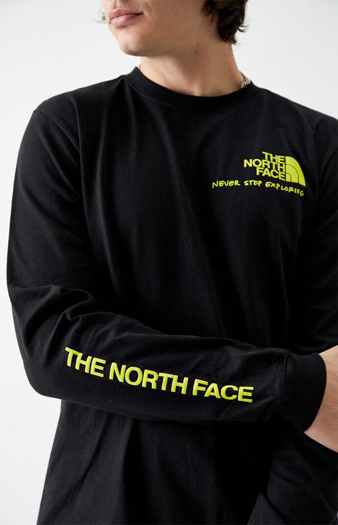 Coordinates Long Sleeve T-Shirt