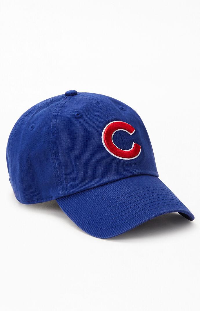 Chicago Cubs Strapback Dad Hat