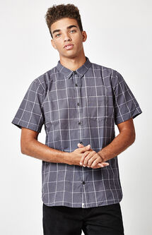 Amos Short Sleeve Button Up Shirt