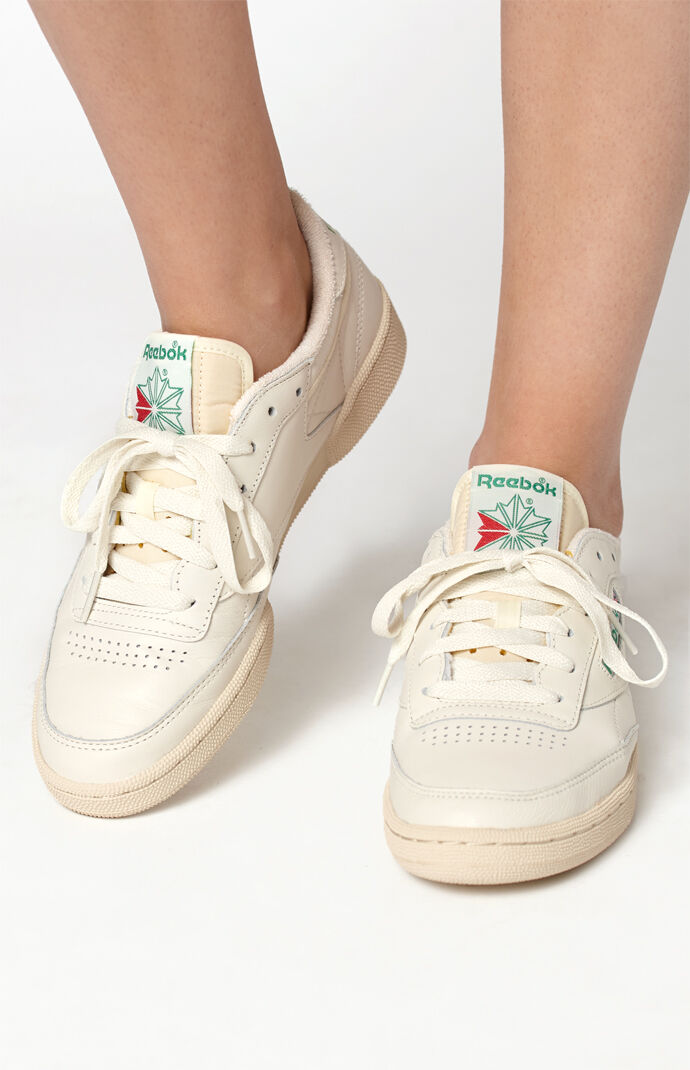 Reebok Women s Club C Vintage Sneakers at PacSun.com 6c61e994d