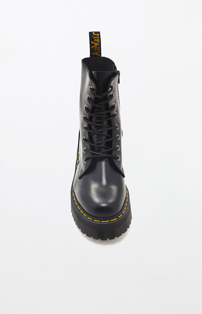 Polished Smooth Jadon Boots