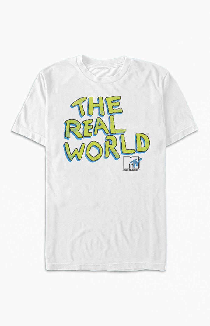 Pop Real World T-Shirt