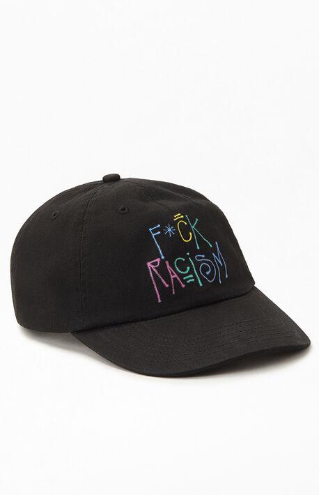 F#ck Racism Dad Hat