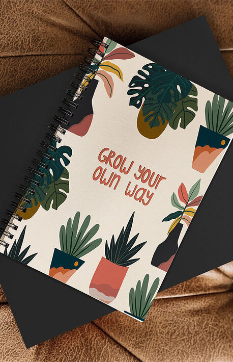 Oris Eddu Grow Your Own Way Notebook