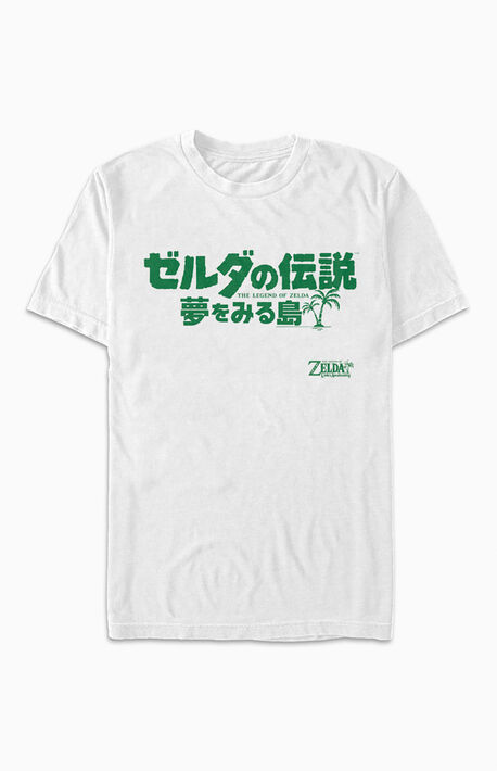 Legend Of Zelda Link T-Shirt