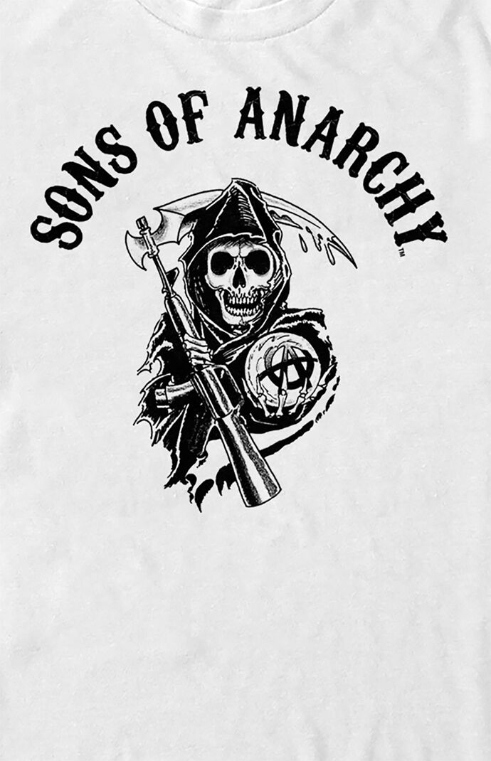 Sons Of Anarchy Logo T-Shirt