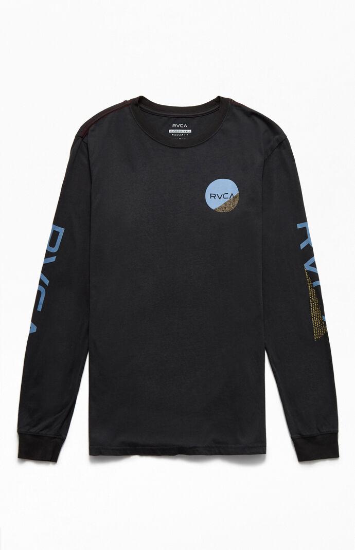 Fraction Long Sleeve T-Shirt