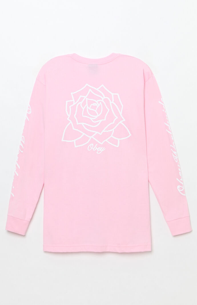 Mira Rosa Long Sleeve T Shirt by Obey