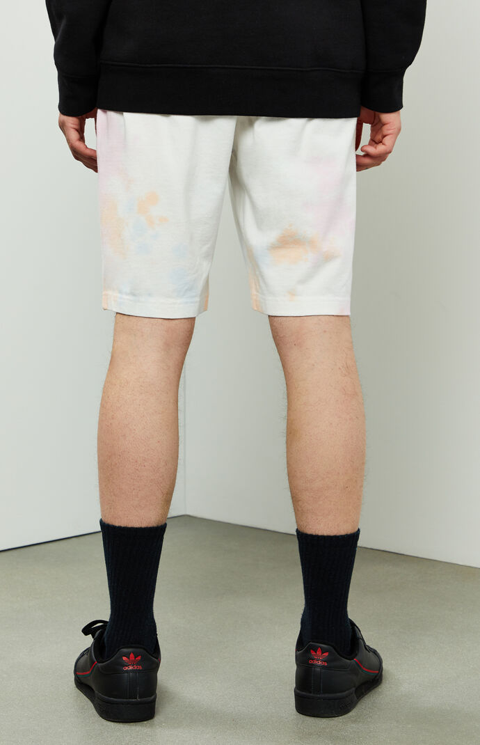 Cloud Dye Sweat Shorts