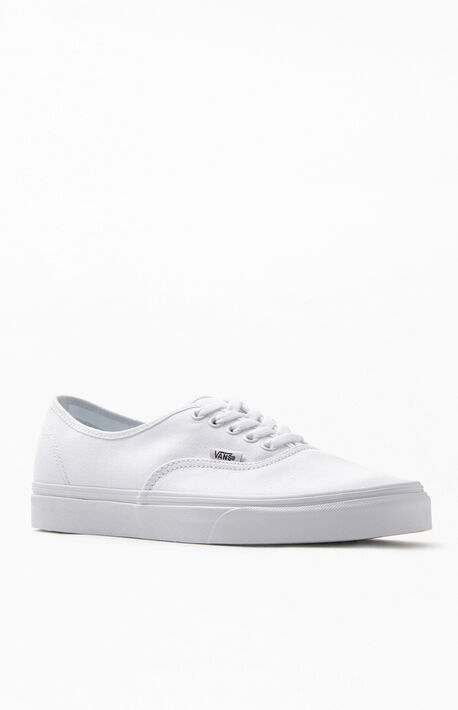 Authentic White Shoes