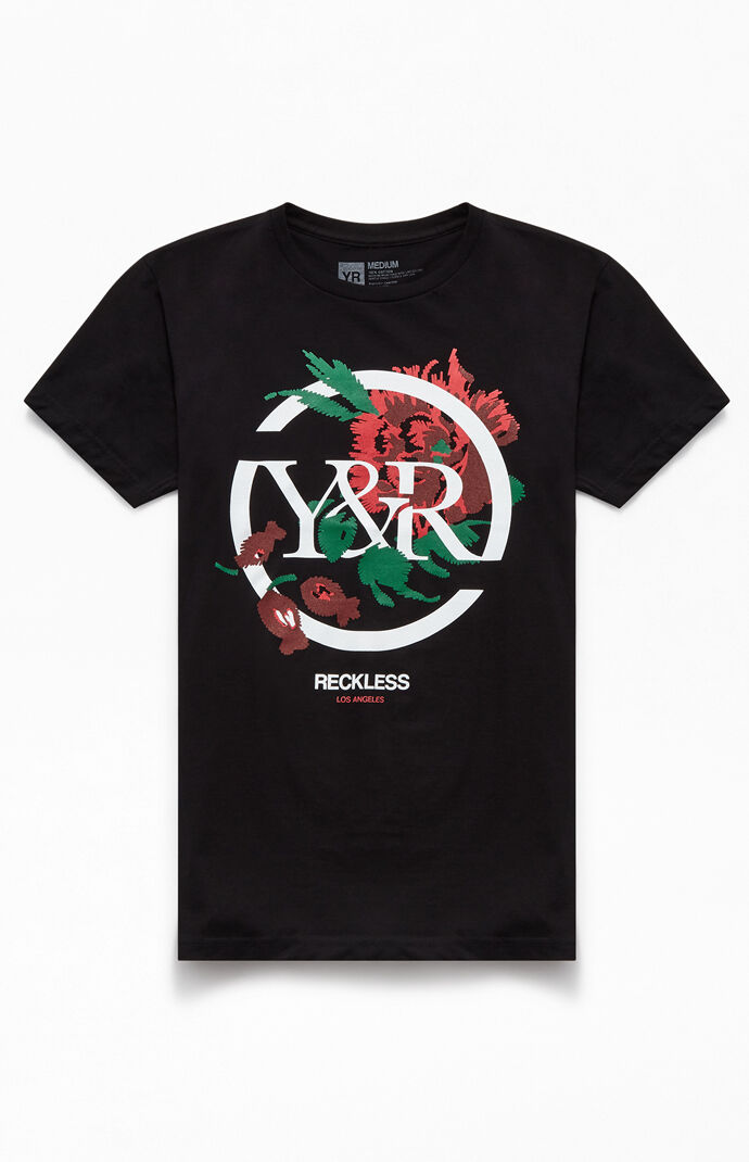 Rose Above T-Shirt