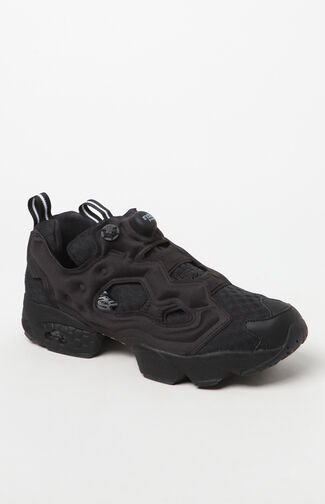 InstaPump Fury OG CC Black Shoes